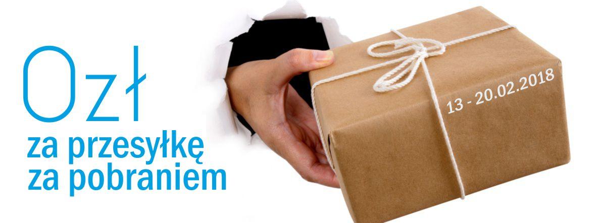 promocja darmowa przesyłka za pobraniem